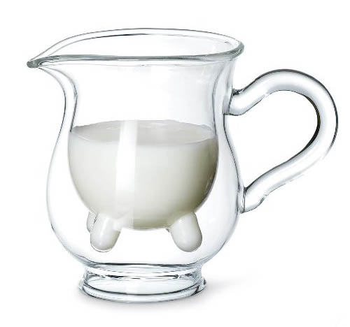 Heffer Milk Pitcher