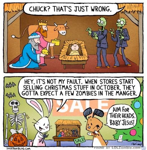 zombie-manger