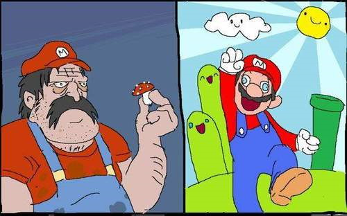 Mario - The Truth