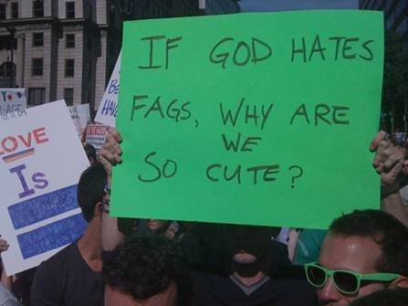 If God Hates Fags
