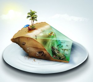 A Slice of Paradise Pie