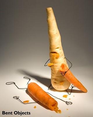 Carrot Zombie