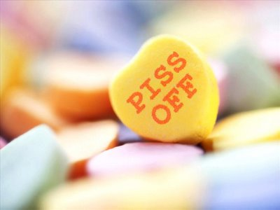 Piss Off This Valentines Day