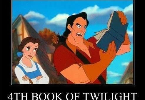 4th Book of Twilight Sucks