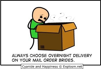 Warning About Mail Order Brides