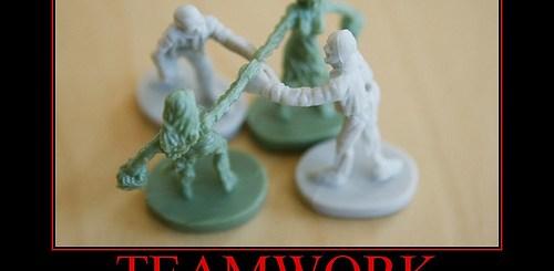 Zombie Teamwork