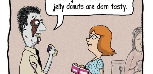 Doughnuts or Brains