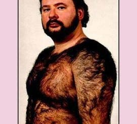 Will You Be My Hairy Valentine?
