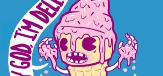 Ice Cream Is Delicious