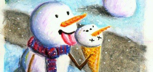 Snow Cone Anyone?