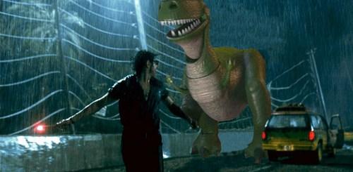 Jurassic Park 4 - Rise of Rex
