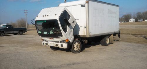 Super Sad Truck