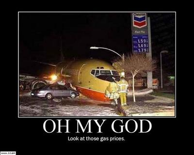 OMG! Look At Those Gas Prices!