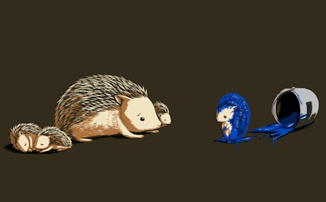 The Creation of Sonic The Hedgehog