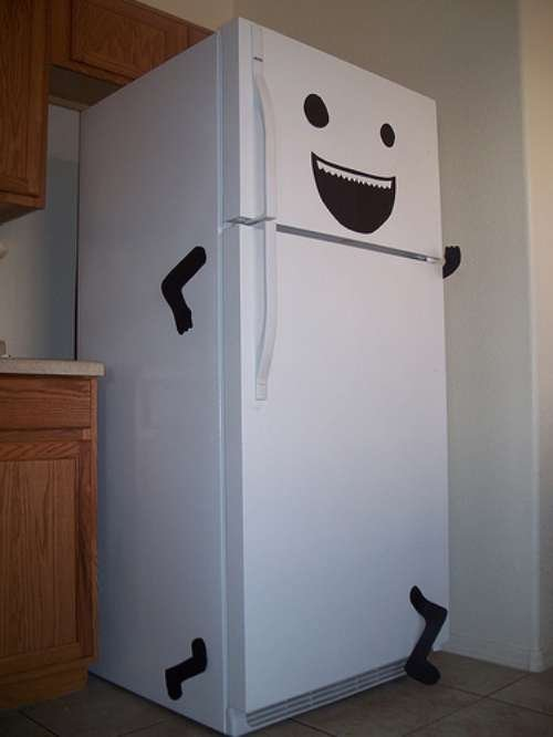 Quick Question: Is Your Refrigerator Running?