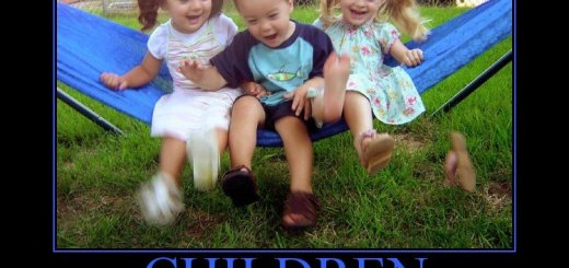 Do you know why children are so happy?