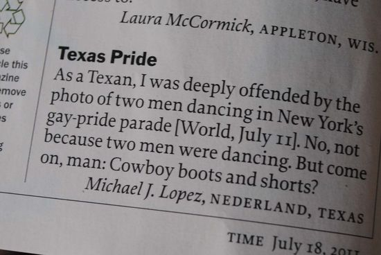 Texas pride runs deep.