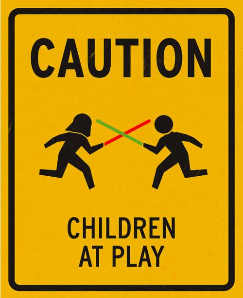 Caution: Children At Play