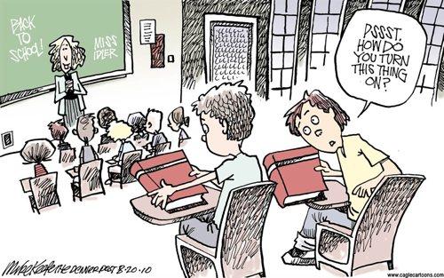 Old School Technology