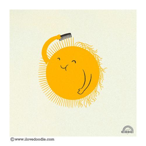 Good Morning Sunshine.