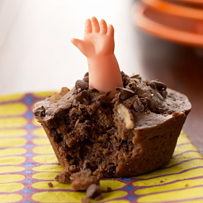 Dead Baby Cupcakes