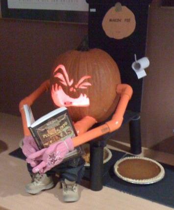 Pumpkin Pie Maker