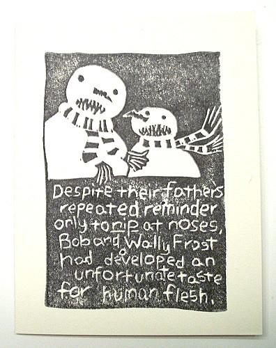 Zombie Jack Frost!