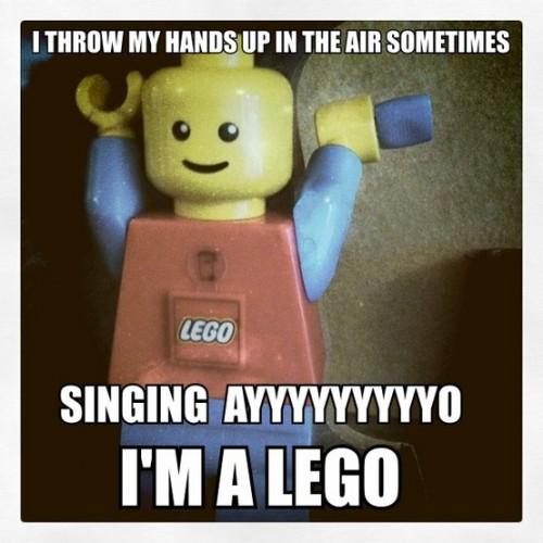 AAAAAAAYYYO I'm a Lego.