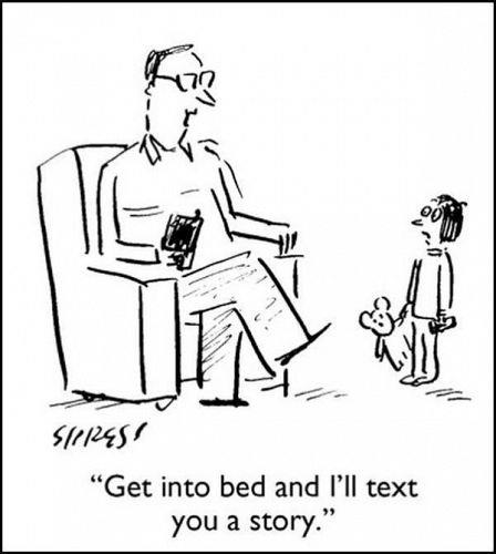 Text Bedtime Story