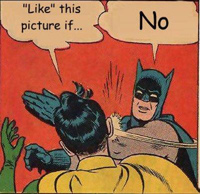 Like Batman