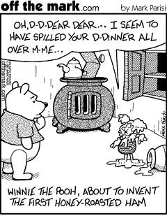 Winnie The Pooh Ham