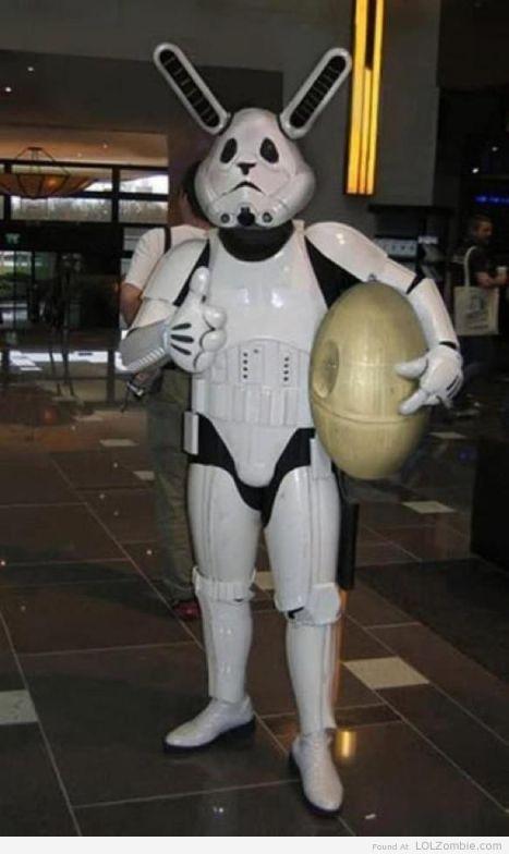Stormtrooper Bunny