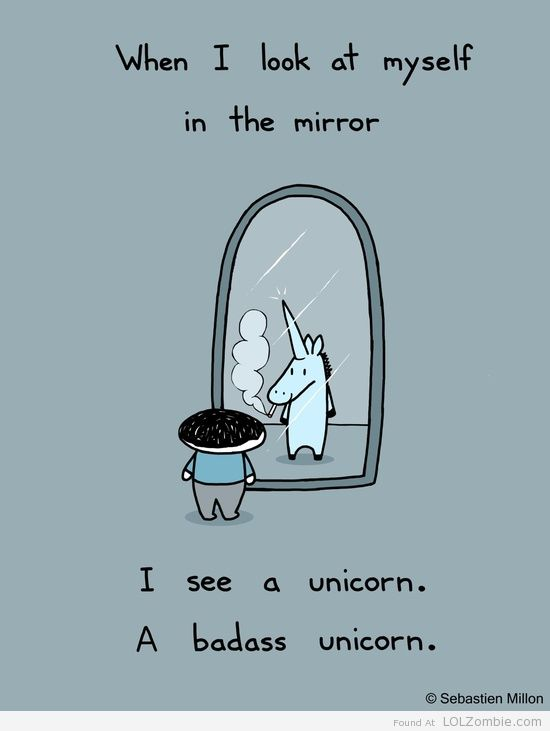 Mirror Unicorn