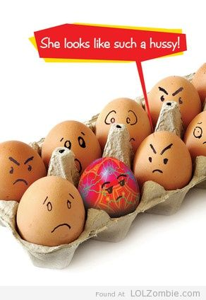 Egg Hussy