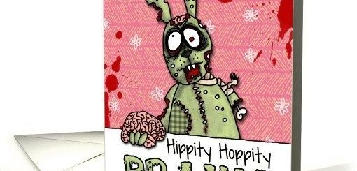 Zombie archives page 3 of 13 lol zombies funny pictures zombie easter cards chocolate and gifts negle Choice Image