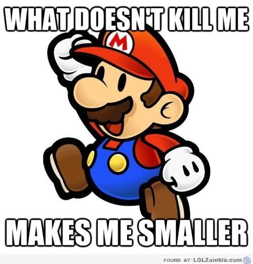 I'm a Mario!