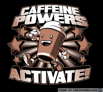 Caffeine Super Power