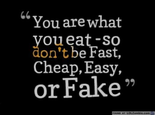 Cheap, Easy, Fake