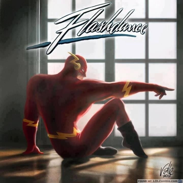 The Flash Dance