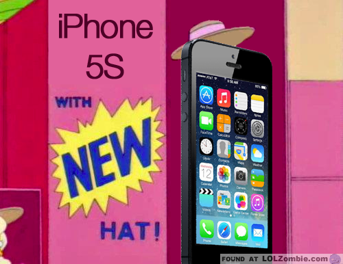 iPhone 5S Hat