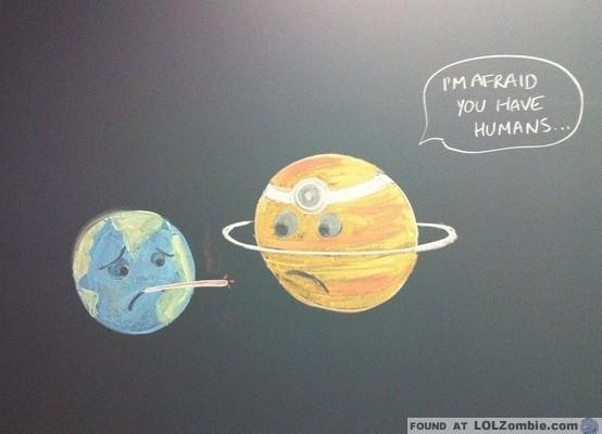 Sick Planet Earth