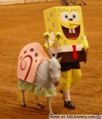 Sponge Bob & Gary