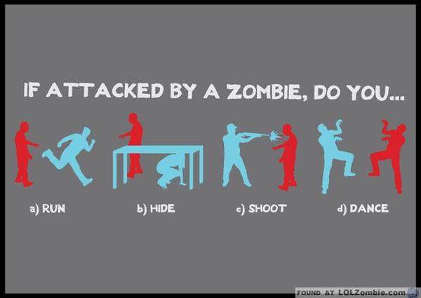 Zombie Survival Dance