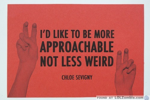 Be More Approachable
