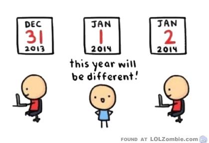Different!