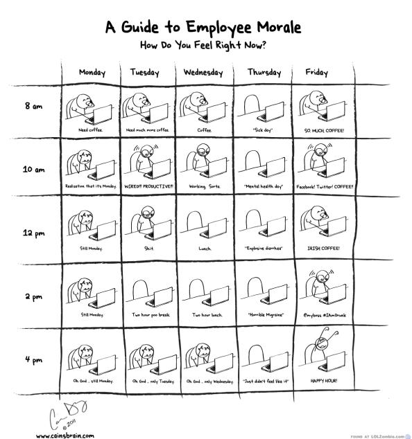 9 to 5 Job