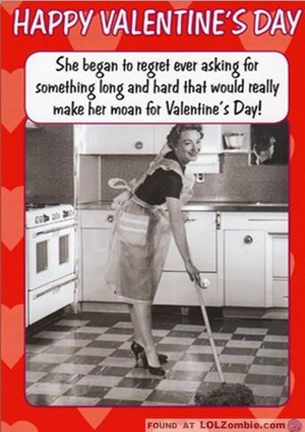 Valentines Mop