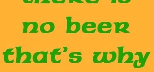 No Beer Heaven