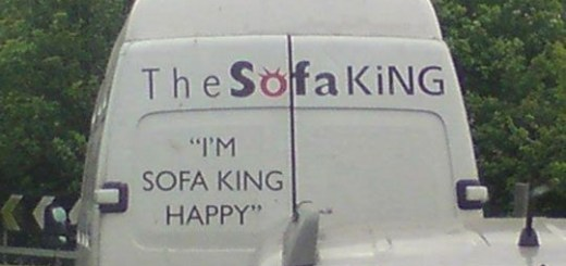 Sofa King Van