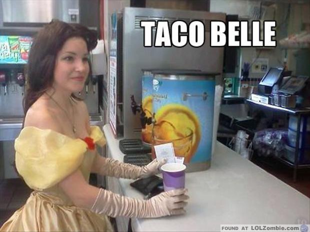 princess taco belle